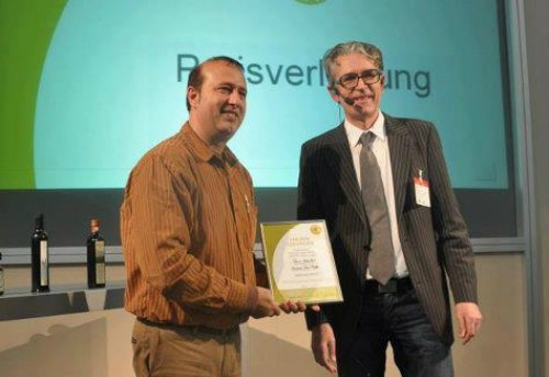 """2012 Rumi Olive Oil Award at Biofach"" is locked 2012 Rumi Olive Oil Award at Biofach"